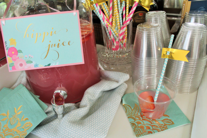 hippie juice big batch punch recipe party punch