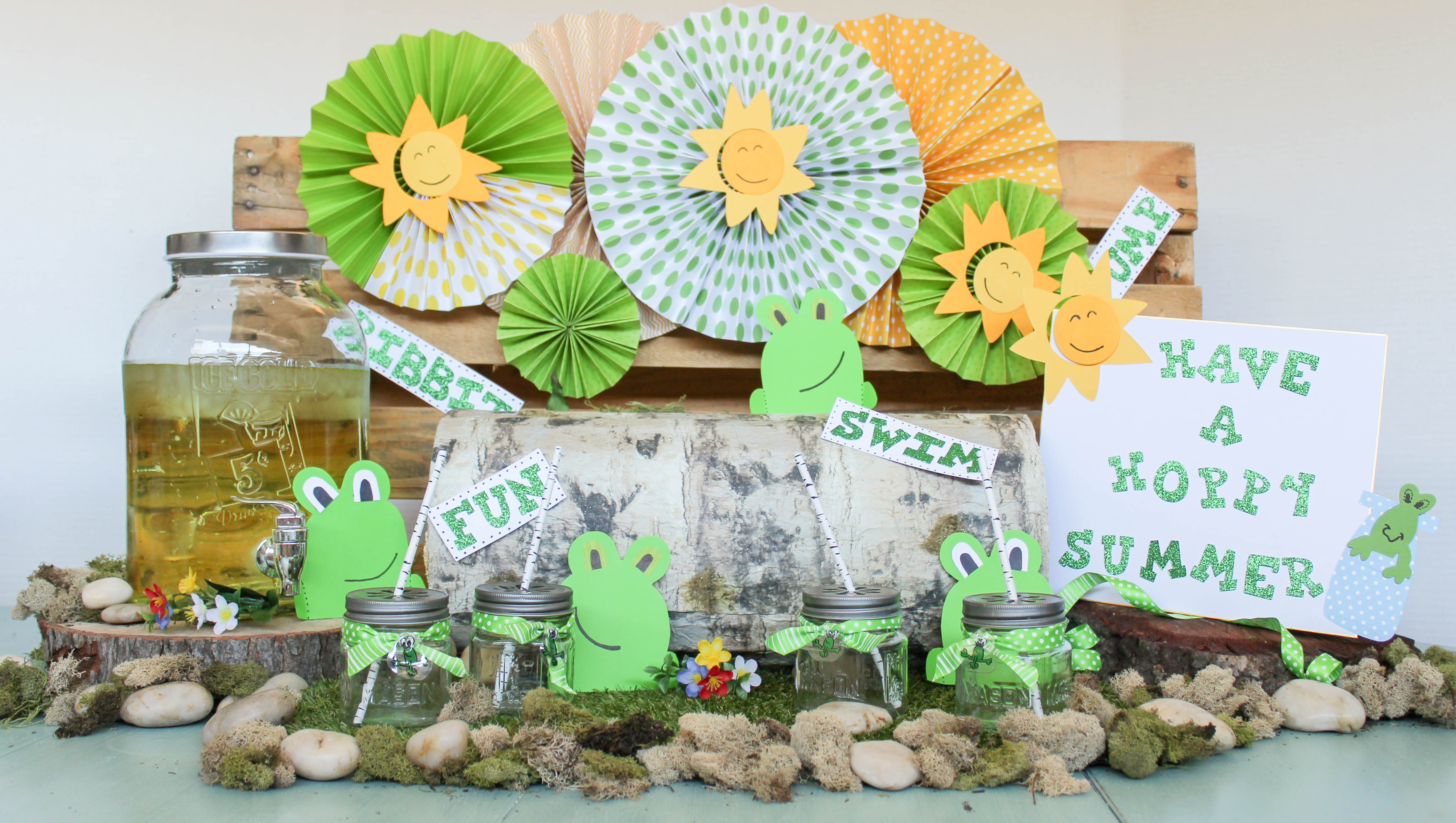 Summer fun with Sizzix