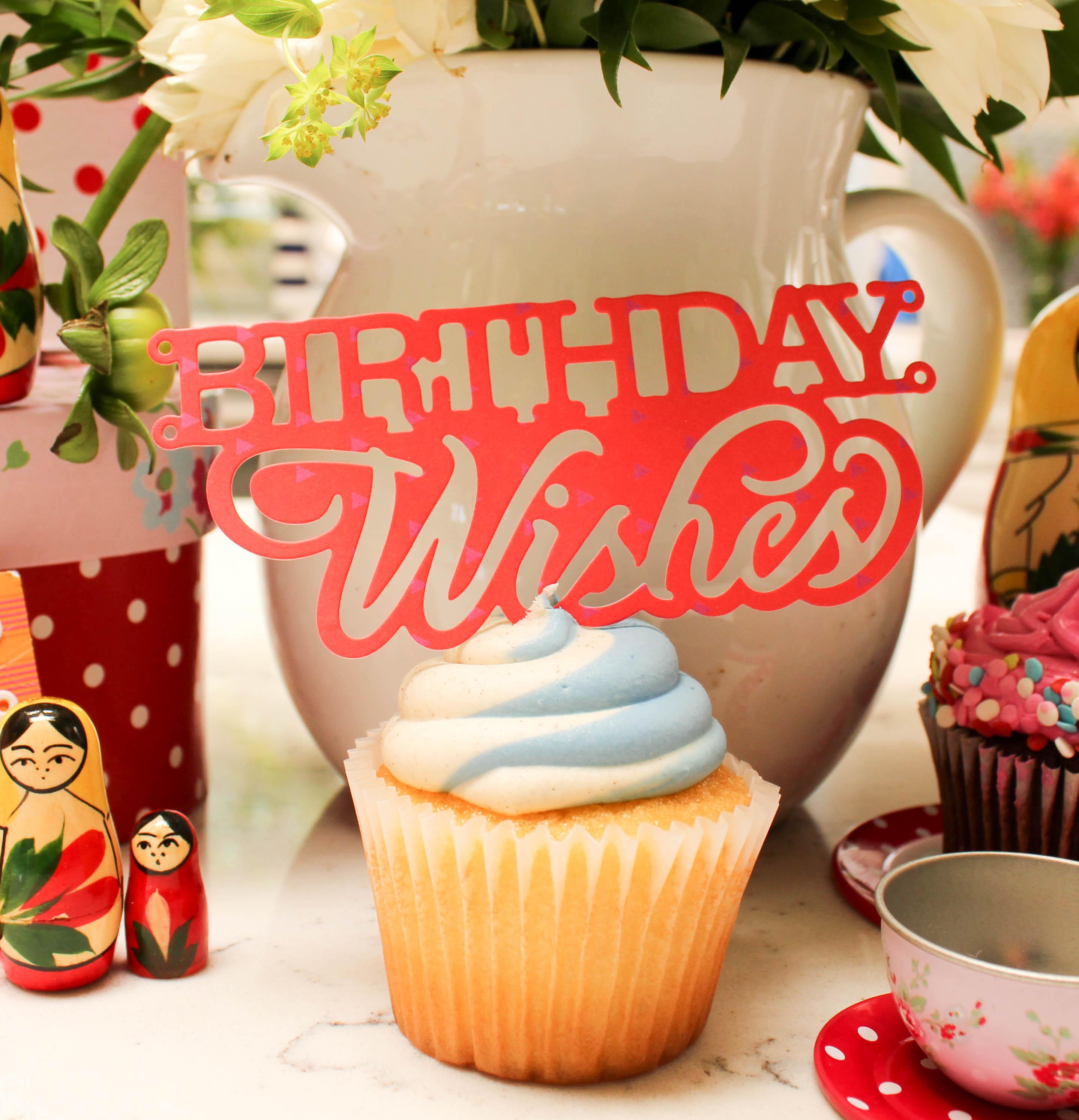 matroyshka nesting dolls where women cook sizzix dies birthday wishes cake topper-25