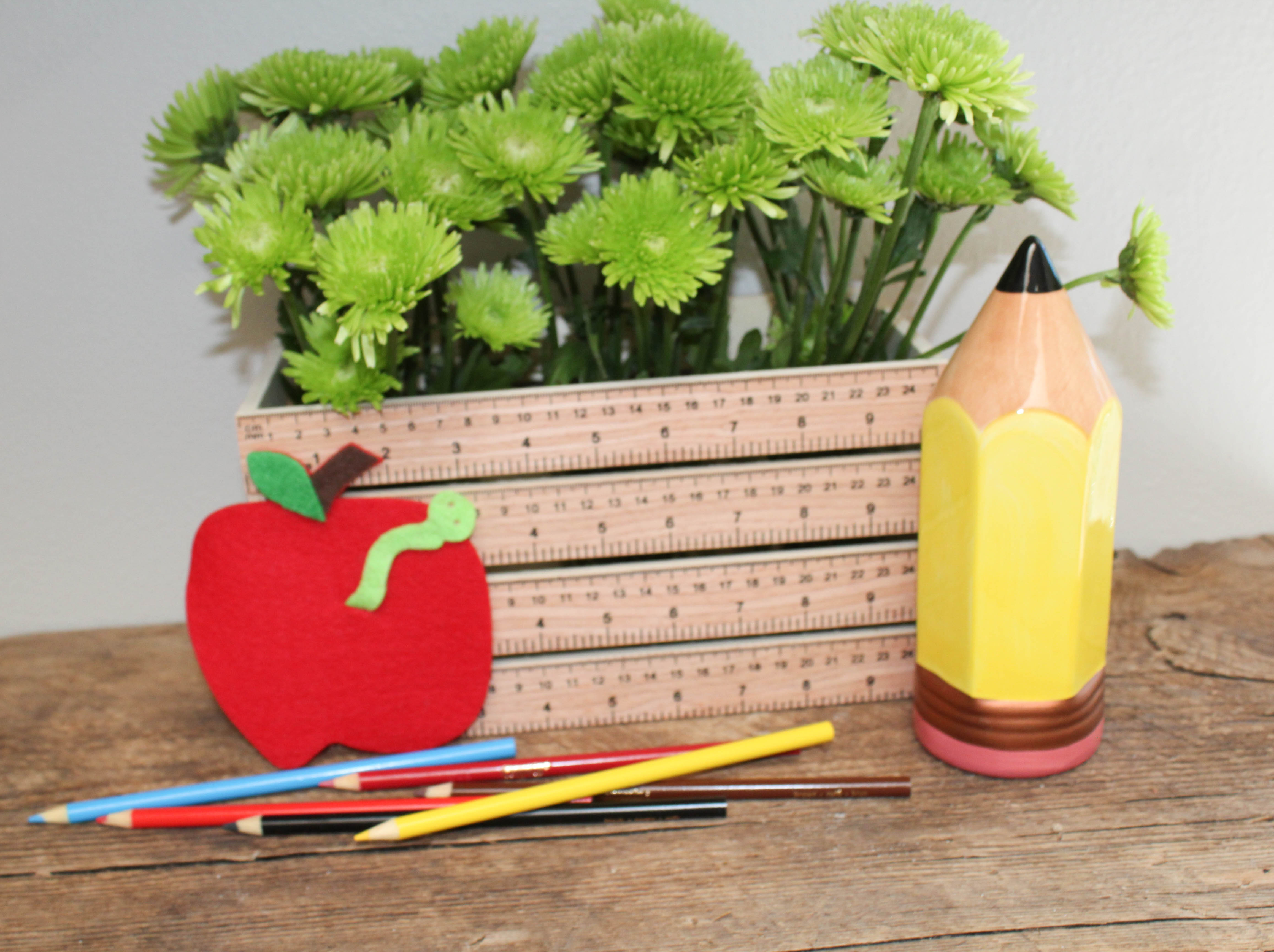 a back to school idea sizzix laura kelly