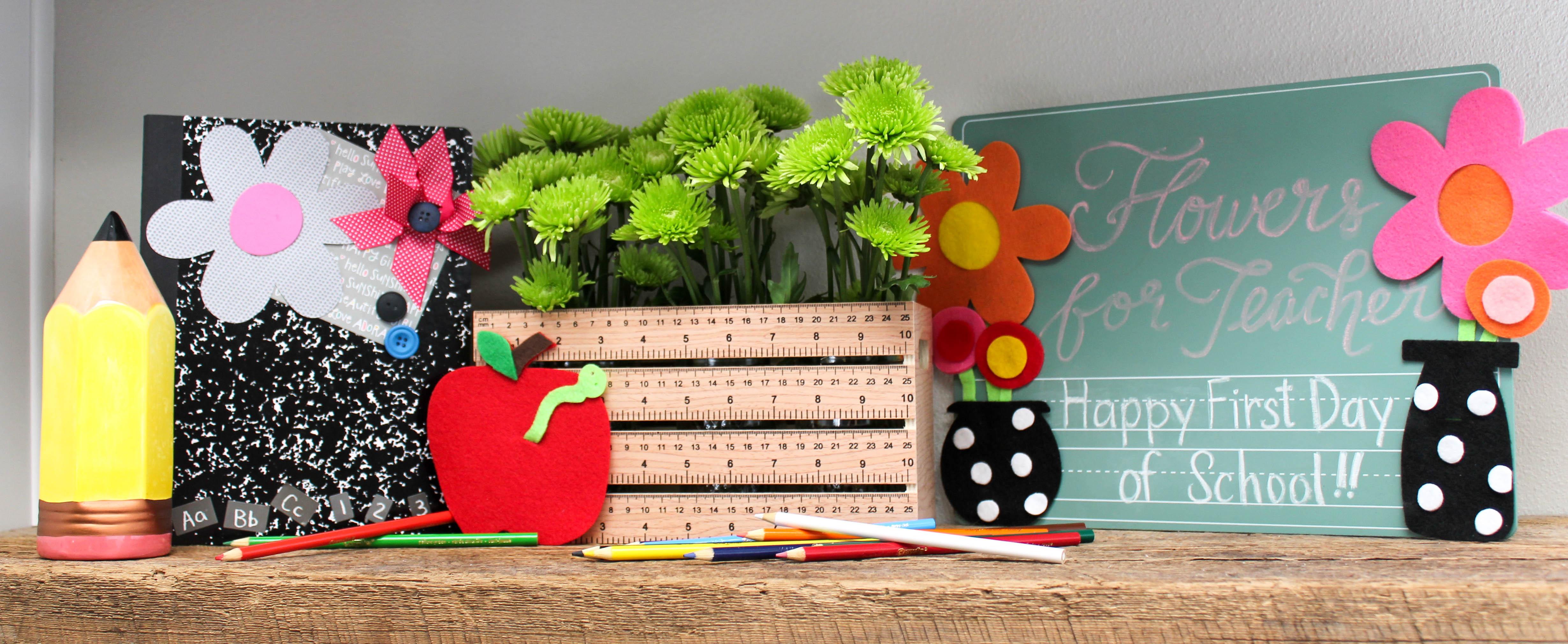 back to school ideas sizzix teacher gift