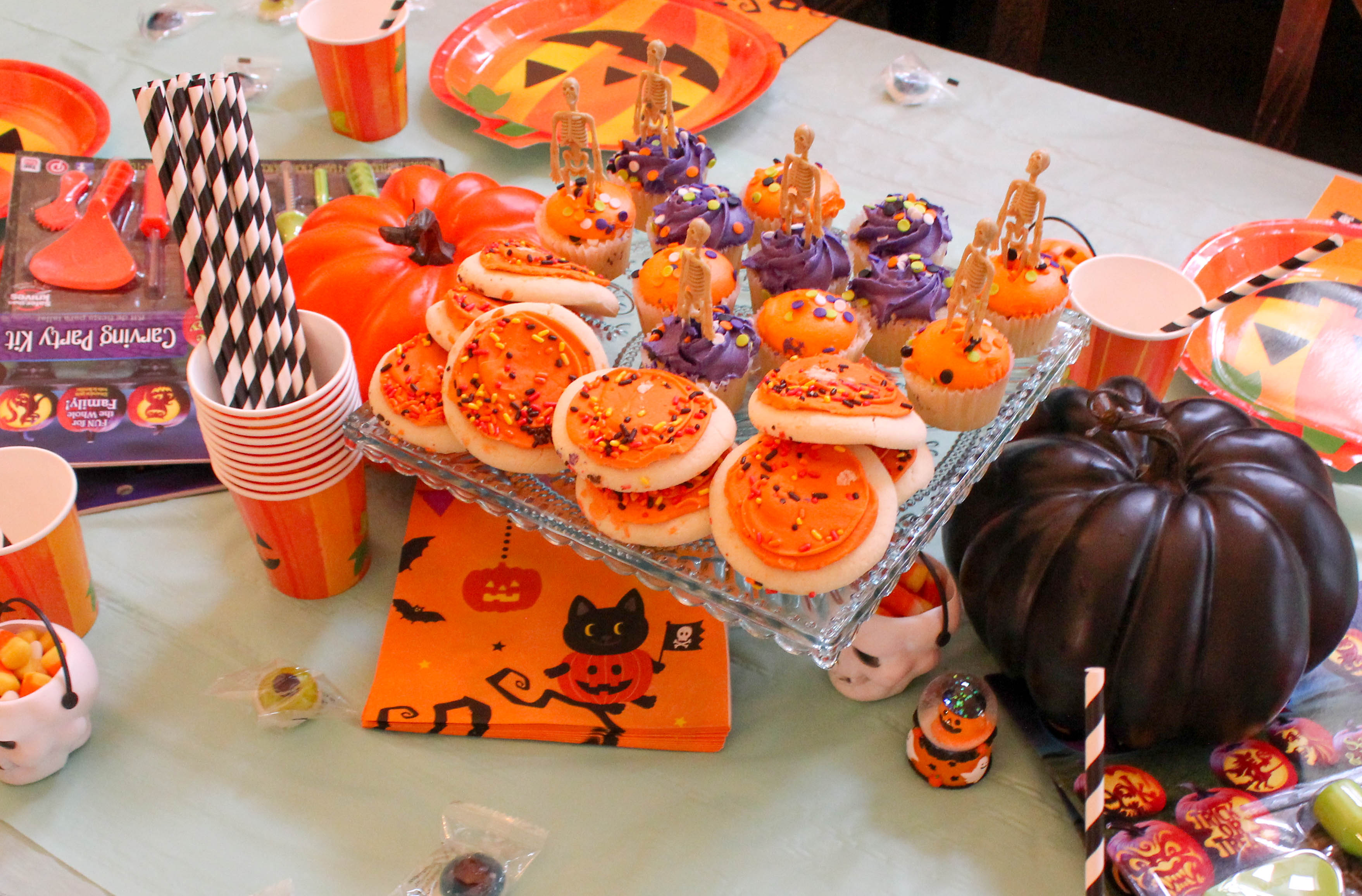 Halloween Treat Pails
