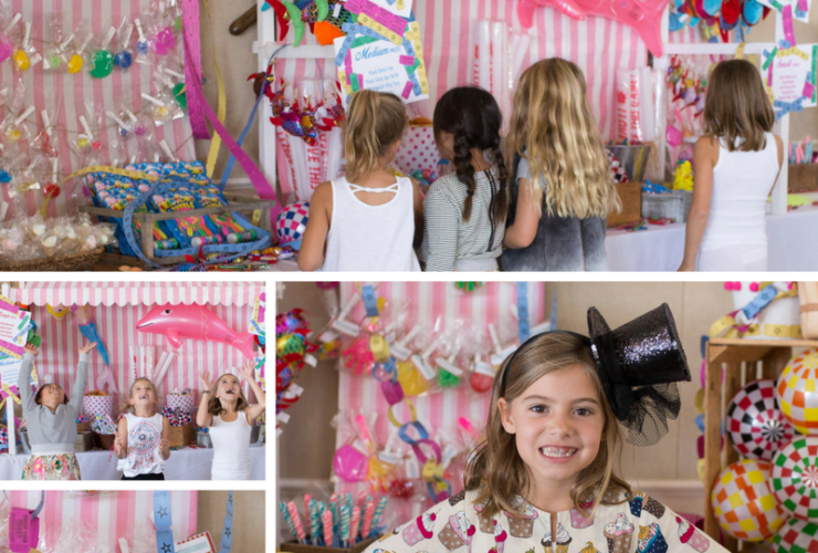 Step Right Up! Throw a Whimsical Carnival Party