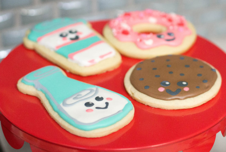 Valentine Cookie Cuteness with Bakers Party Shop