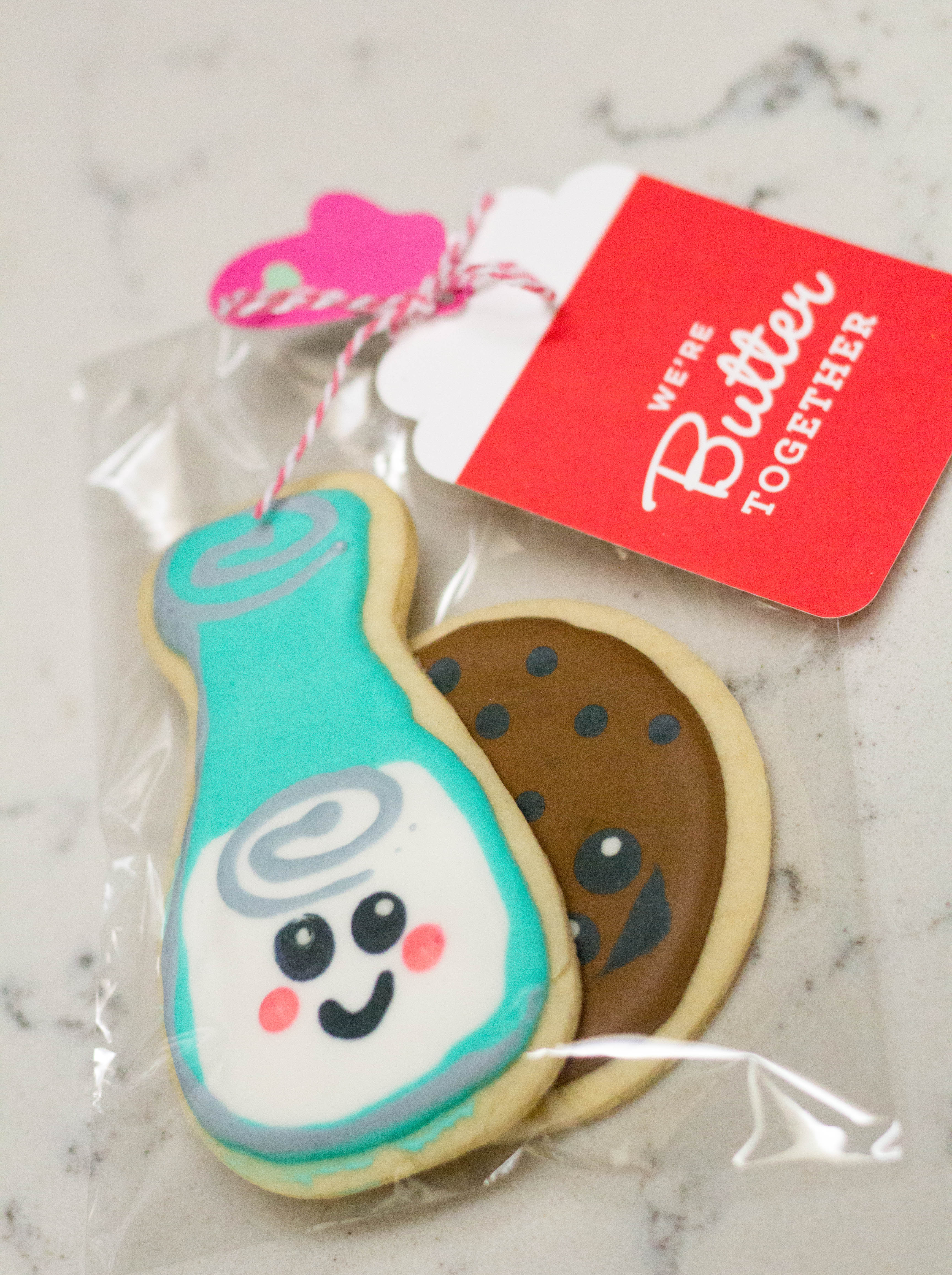 Valentine Cookie Cuteness With Bakers Party Shop Ritzy Parties