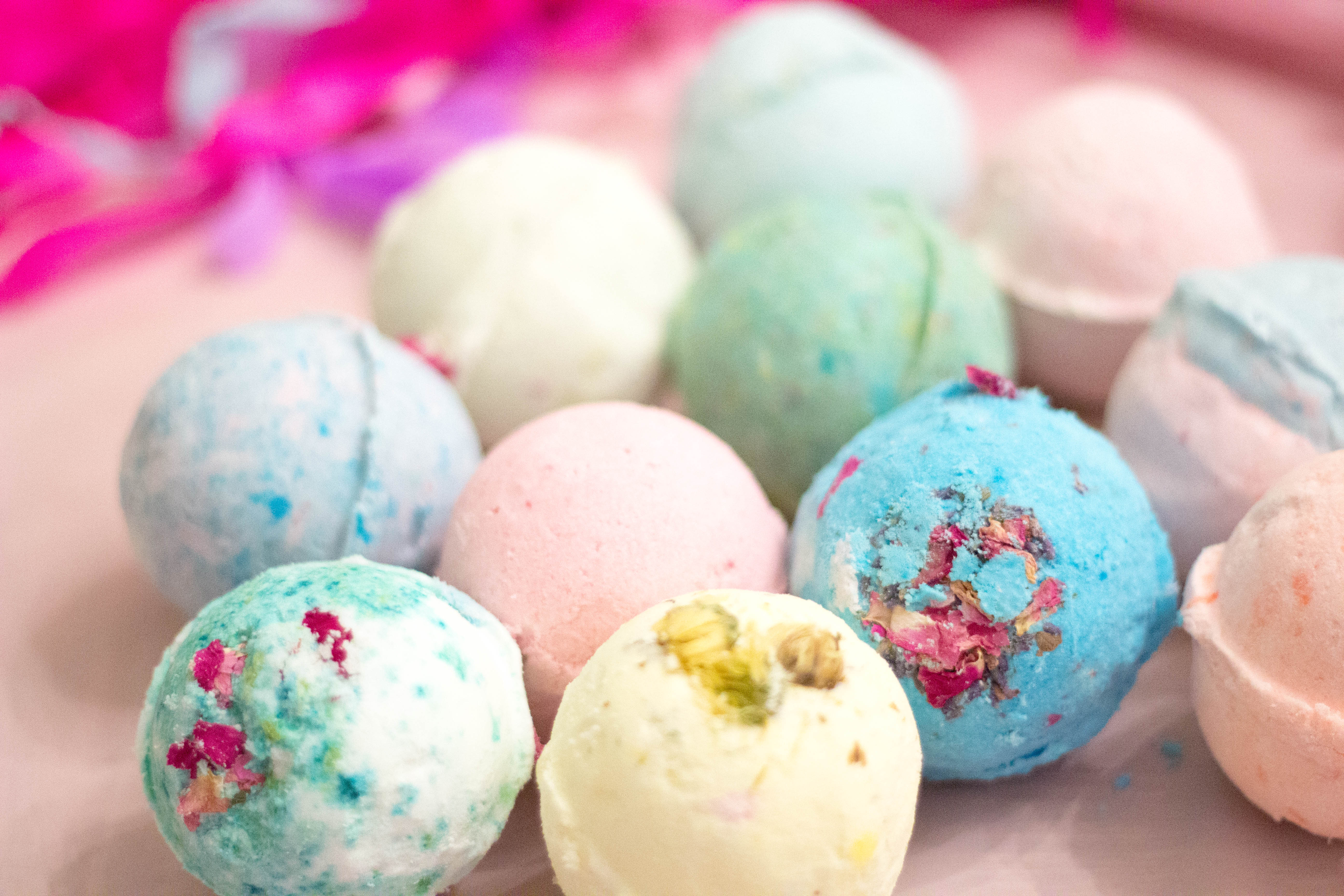 Why Buy When You Can DIY Your Own Giant Bath Bombs - Ritzy Parties