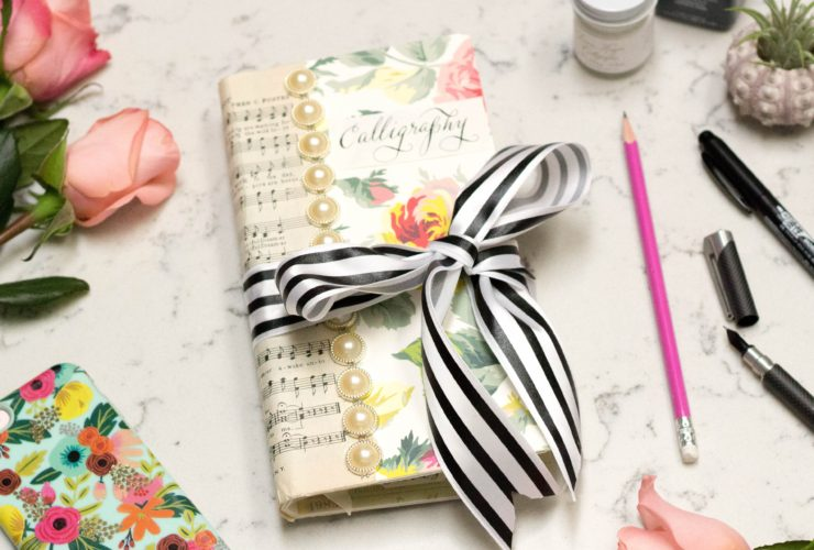 Pretty and Practical Calligraphy Journal