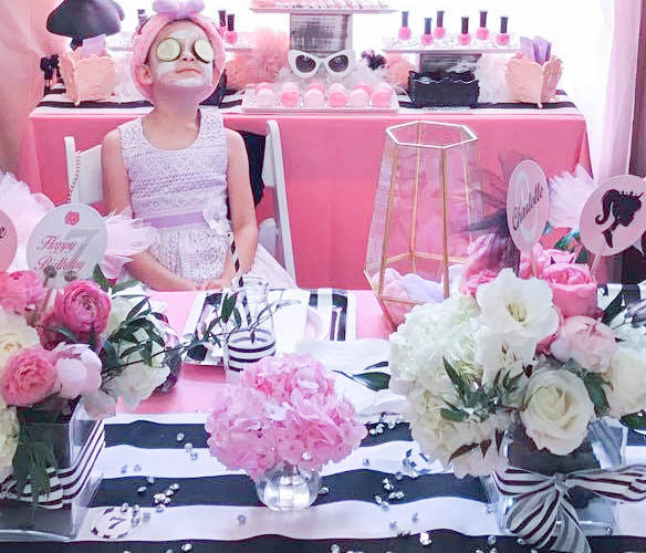 This Decadent Barbie Themed Party Has It All!